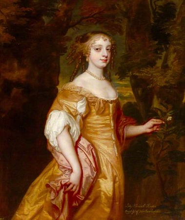 A Young Woman, called Lady Elizabeth Wriothelsley, ca. 1663 (Sir Peter Lely) (1618-1680) Petworth House, West Sussex, UK