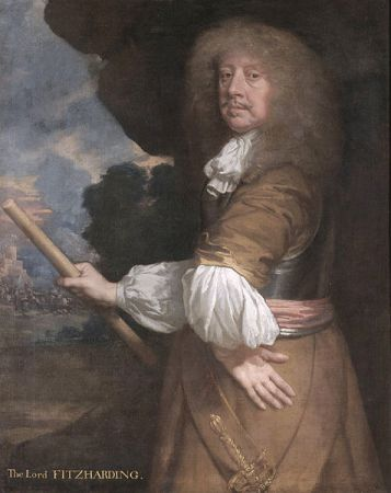 Charles Berkeley, Lord Fitzharding, ca. 1665 (Sir Peter Lely) (1618-1680) Sotheby's Sale L08122 Lot 17