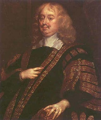 Edward Hyde, 1st Earl of Clarendon, ca. 1665 (Unknown Artist)   Location TBD