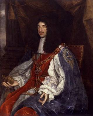 Charles II, King of England, ca. 1665 (John Michael Wright) (1617-1694) Location TBD