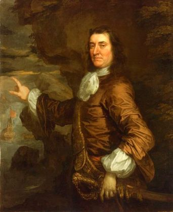 Sir Thomas Allin, 1665  (Sir Peter Lely) (1618-1680)  National Maritime Museum, Greenwich BHC2512