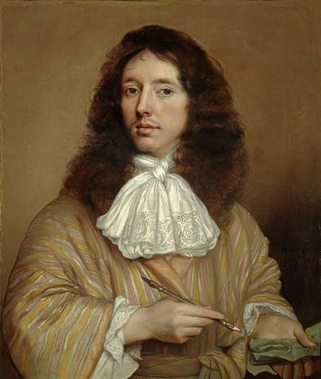 Sir William Bruce, ca. 1664 (John Michael Wright) (1617-1694) Scottish National Portrait Gallery PG894