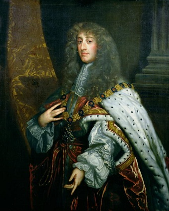 James II, ca. 1670 (Sir Peter Lely) (1618-1680) Location TBD