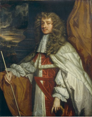 Thomas Clifford, ca. 1672 (Sir Peter Lely) (1618-1680) Government Art Collection, London