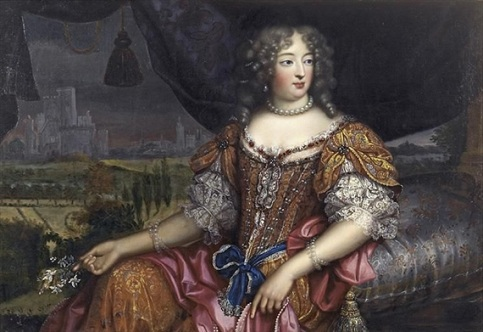 A Woman, presumably Madame de Montespan, ca. 1670 (circle of Pierre Mignard) (1612-1695) Location TBD