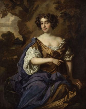 Catherine (Sedley), Countess of Dorchester, ca. 1675 (Sir Peter Lely) (1618-1680) National Portrait Gallery, London NPG 36