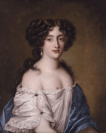 Hortense Mancini, ca. 1670 (Jacob Ferdinand Voet) (1639-1700) Location TBD