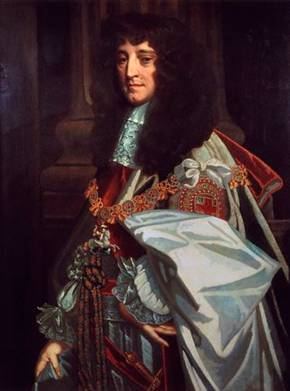 Prince Rupert, Count Palatine, ca. 1670 (Sir Peter Lely) (1618-1680) National Portrait Gallery, London NPG 608