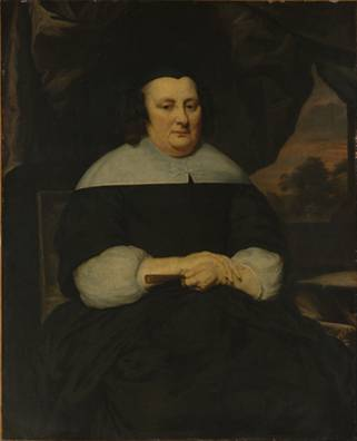 A Woman, ca. 1665-1670 (Nicolaes Maes) (1634-1693) The Metropolitan Museum of Art, New York, NY 06.1325
