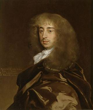 Arthur Capell, 1st Earl of Essex, ca. 1672 (Sir Peter Lely) (1618-1680) Location TBD