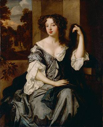 Louise de Keroualle, Duchess of Portsmouth, ca. 1671-1674 (Peter Lely) (1618-1680) J. Paul Getty Museum, Los Angeles, CA 78.PA.223