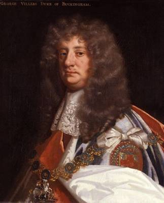 George Villiers, 2nd Duke of Buckingham, ca. 1675 (Sir Peter Lely) (1618-1680) Location TBD