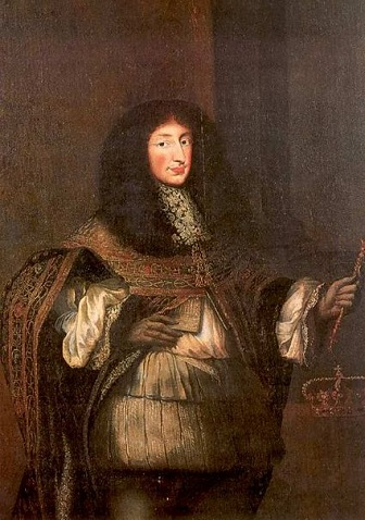 Karl Emanuel II of Savoy, ca. 1670 (Unknown Artist) Location TBD