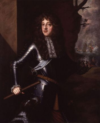 Thomas Butler, Earl of Ossory, ca. 1678 (Sir Peter Lely) (1618-1680) National Portrait Gallery, London NPG 371