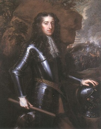 William III, Prince of Orange, ca. 1677 (after Sir Peter Lely) (1618-1680) National Portrait Gallery, London NPG 1902
