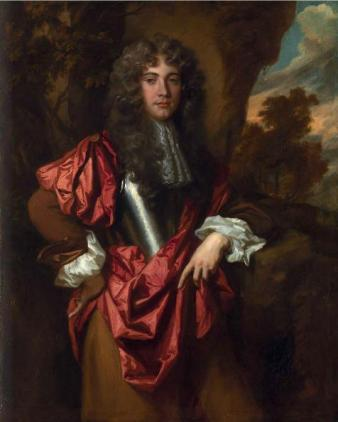 A Young Gentleman, ca. 1675 (Sir Peter Lely) (1618-1680) The Weiss Gallery, London