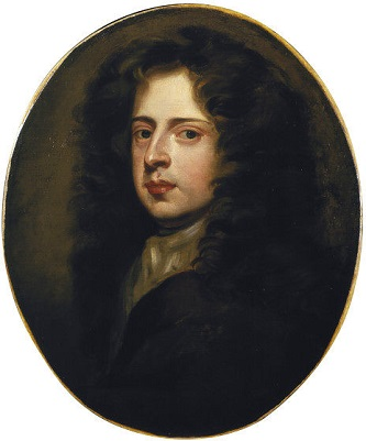Self-Portrait, ca. 1685  (Sir Godfrey Kneller) (1646-1723)  Victoria and Albert Museum, London,  DYCE.12&:1