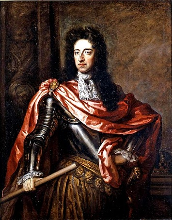 William III of Orange, King of England, ca. 1688 (Sir Godfrey Kneller)  (1646-1723)    Philip Mould, Ltd., London