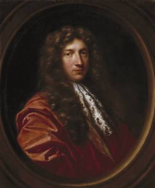 Gentleman, probably Doctor Arthur Parsons, ca. 1682 (Unknown Artist)    Location TBD