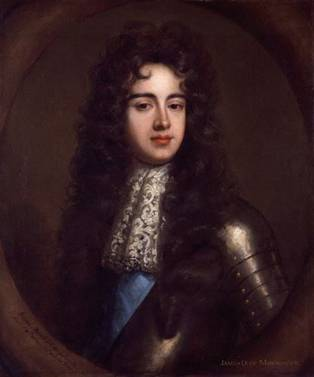 James Scott Duke of Monmouth (possibly by William Wissing) (1656-1687)   Location TBD