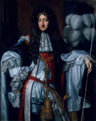 Laurence Hyde, Earl of Rochester, ca. 1685-1687 (William Wissing) (1656-1687) The Holburne Museum, Bath