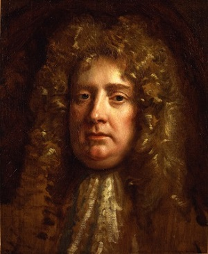 Dr. John Blow, ca. 1680 (Sir Peter Lely) (1618-1680)    Philip Mould Ltd., London