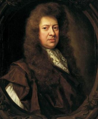 Samuel Pepys, 1689 (Sir Godfrey Kneller)  (1646-1723)  National Maritime Museum, Greenwich, London