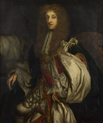 Thomas Osborne, 1st Duke of Leeds, 1682 (William Wolfgang Claret) (fl. 1665-1709)   Office of the Parliamentary Counsel, London