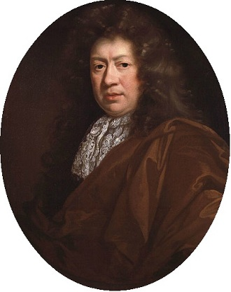 Samuel Pepys, ca. 1695 (John Closterman) (1660-1711)   National Portrait Gallery,  London,  NPG 2100