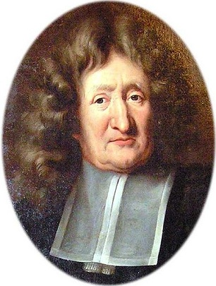 Thomas Corneille at 81 years 6 months old, 1707 (Hyacinthe Rigaud) (1659-1743)    Location TBD