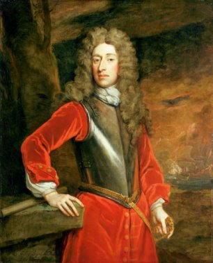 George Byng, 1st Viscount Torrington, ca. 1700 (Sir Godfrey Kneller) (1646-1723) National Maritime Museum, Greenwich