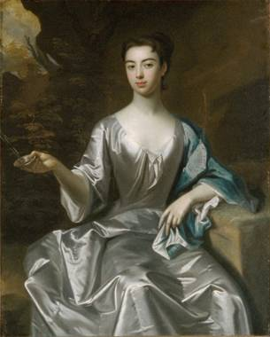Maria Taylor Byrd, ca. 1700-1725 (s.o. Sir Godfrey Kneller) (1646-1723)    The Metropolitan Museum of Art, New York, NY    25.108