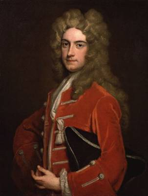 Richard Lumley, 2nd Earl of Scarbrough, 1717  (Sir Godfrey Kneller)  (1646-1723)   Location TBD