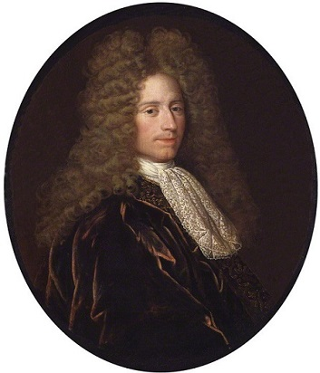 John Law, ca. 1717 (attributed to Alexis Simon Belle) (1674-1734)  National Portrait Gallery, London, NPG 191