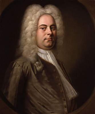 George Frideric Handel, ca. 1727 (attributed to Balthasar Denner) (1685-1749) National Portrait Gallery, London NPG 1976