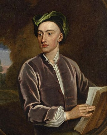 Alexander Pope, ca. 1721 (Sir Godfrey Kneller) (1646-1723)   Location TBD