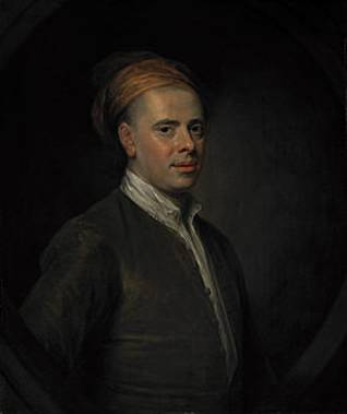 Allan Ramsay, poet, 1720 (William Aikman)   (1682-1731)  Scottish National Portrait Gallery, Edinburgh    PG 973