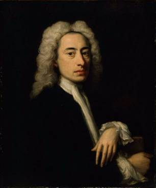 Alexander Pope,  ca. 1736 (attributed to Jonathan Richardson) (1667-1745)   Museum of Fine Arts, Boston    24.19