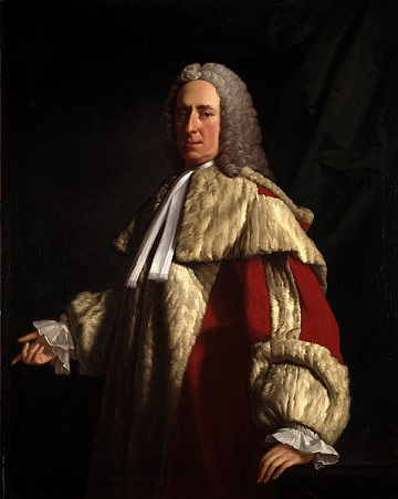 Archibald Campbell, 3rd Duke of Argyll, 1744 (Allan Ramsay) (1713-1784) Scottish National Portrait Gallery, Edinburgh, PG 1293