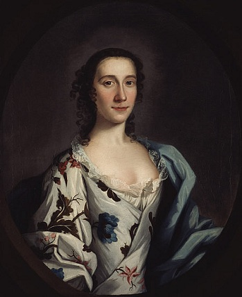 Clementina Walkinshaw, ca. 1743 (Unknown Artist) Scottish National Portrait Gallery, Edinburgh, PG 1102