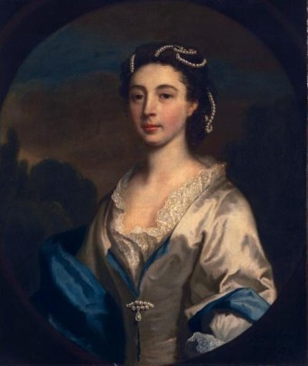Frances (Balchen) West, 1742 (Joseph Highmore) (1692-1780) The Huntington, San Marino, CA