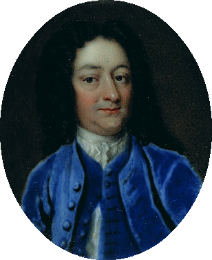 Henry Hawley, ca. 1746 (Christian Friedrich Zincke) (ca. 1683-1767) Scottish National Portrait Gallery, Edinburgh, PG 3290