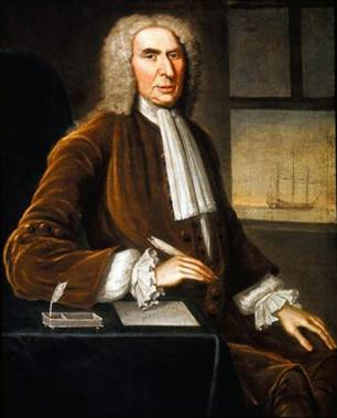 Judge Charles Chambers, 1743 (John Smibert) (1688-1751) Museum of Fine Arts, Boston 68.597