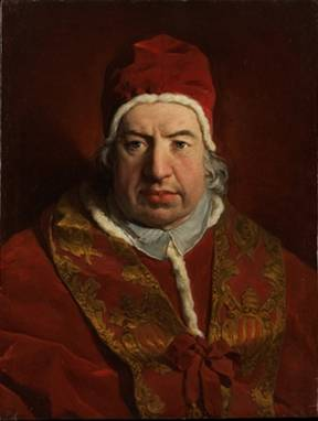Pope Benedict XIV, 1746 (Pierre Hubert Subleyras) (1699-1749) The Metropolitan Museum of Art, New York, NY 2009.145