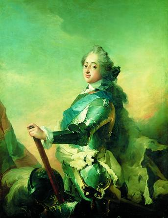 Frederick V, King of Denmark and Norway, ca. 1751 (Carl Gustaf Pilo) (1711-1793)   Location TBD