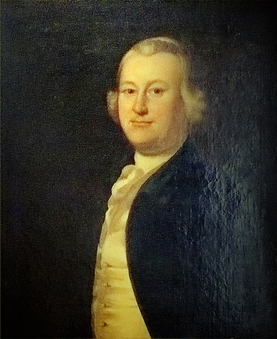 James Otis, Jr., 1755 (Joseph Blackburn) (??-1787) Location TBD