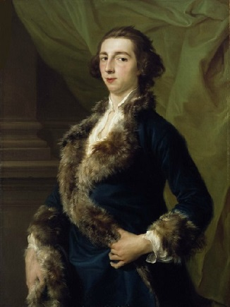 Joseph Leeson, later 2nd Earl of Milltown, 1751 (Pompeo Batoni) (1708-1787)  National Gallery of Ireland, Dublin,  NGI702