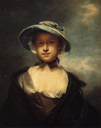 Catherine, Lady Chambers, ca. 1756 (Sir Joshua Reynolds) (1723-1792) Iveagh Bequest, Kenwood House, Hampstead, London