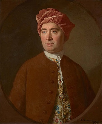 David Hume, 1754 (Allan Ramsay) (1713-1784) National Galleries of Scotland, Edinburgh PG 3521