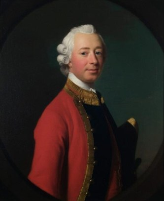 General Sir Henry Erskine, ca. 1750  (Allan Ramsay) (1713-1784)   The Huntington, San Marino, CA